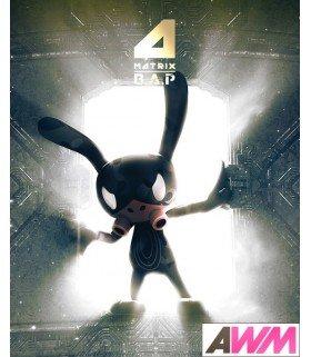 B.A.P (비에이피) Mini Album Vol. 4 - MATRIX (Version A / YONGGUK) (édition spéciale coréenne)