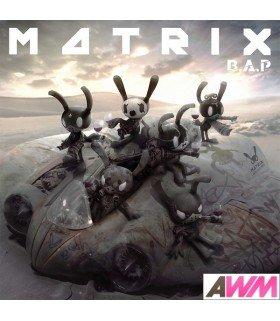 B.A.P (비에이피) Mini Album Vol. 4 - MATRIX (édition normale coréenne)