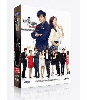 A Gentleman's Dignity (신사의 품격) Coffret Drama Intégral (5DVD) (SBS) (Import)