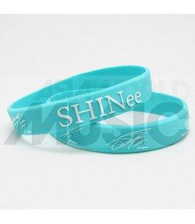 SHINee - Bracelet Fashion 3D - SHINee SIGNATURE (SKYBLUE)