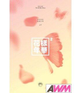 BTS (방탄소년단) Mini Album Vol. 4 - The Most Beautiful Moment in Life Pt. 2 (Peach Ver.) (édition coréenne)