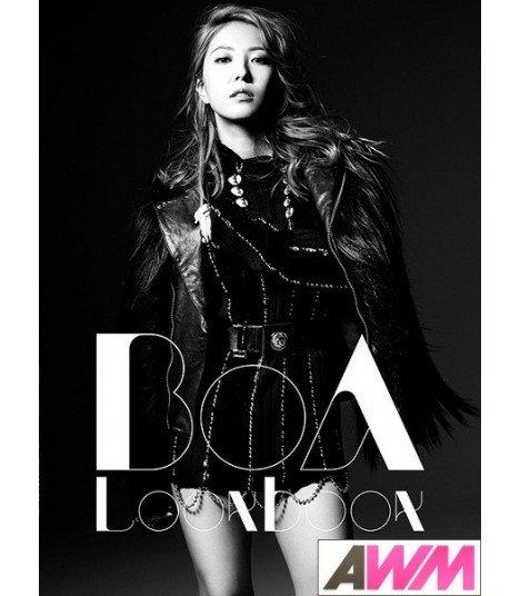 BoA - Lookbook (Type A / SINGLE+DVD) (édition japonaise)