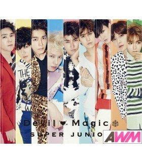 Super Junior - Devil / Magic (SINGLE+DVD) (édition japonaise)