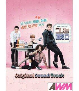 She Was Pretty (그녀는 예뻤다) Original Soundtrack (2CD) (édition coréenne)