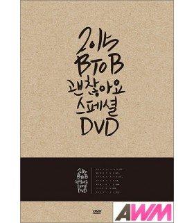 BTOB (비투비) 2015 BTOB It's OK Special DVD (2DVD) (édition coréenne)