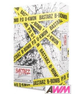 Bastarz (바스타즈) Block B Bastarz Production DVD (2DVD + PHOTOBOOK) (édition coréenne)