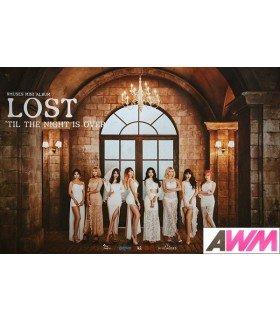 Affiche officielle Nine Muses - Lost