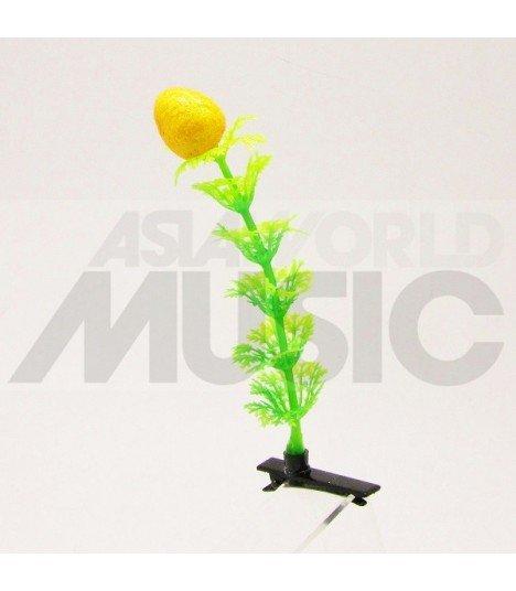 Plante à cheveux - Fraise fantaisie (jaune)