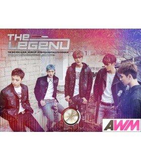 Legend (전설) Mini Album Vol. 2 - Sound Up! (édition coréenne)