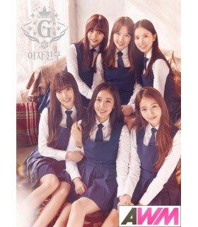 GFRIEND (여자친구) Mini Album Vol.3 - Snowflake (édition coréenne)