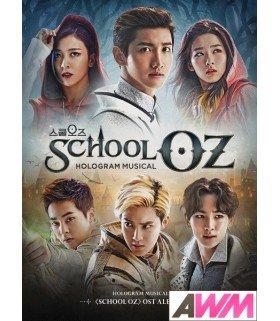 School OZ (스쿨오즈) Musical School OZ OST Album (édition coréenne)