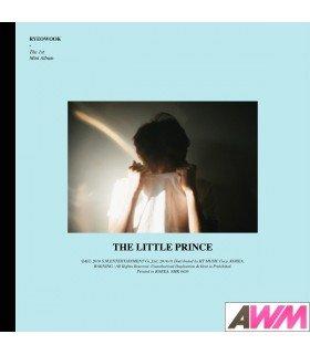 Ryeowook (려욱) Mini Album Vol.1 - The Little Prince (édition coréenne) (Poster offert*)