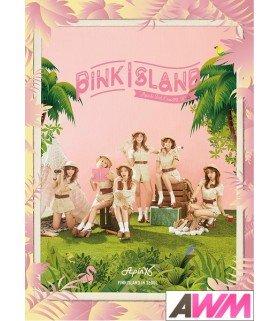 Apink (에이핑크) Apink 2nd Concert - Pink Island in Seoul (2DVD + PHOTOBOOK) (édition coréenne)