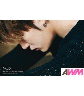 Kim Jaejoong (김재중) Vol. 2 - No.X (édition coréenne)