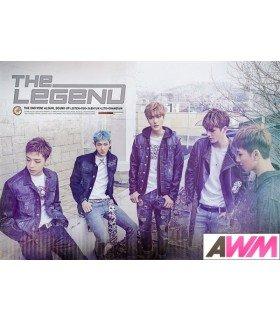 Affiche officielle Legend - Sound Up!
