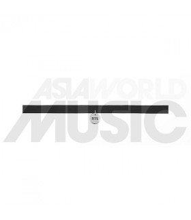 BTS - Collier Choker Bangtan (Silver / 30 cm)