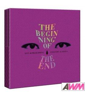 Kim Jaejoong (김재중) 2015 KIM JAEJOONG CONCERT IN SEOUL - The Beginning of The End (3DVD + Photobook) (édition limitée coréenne)