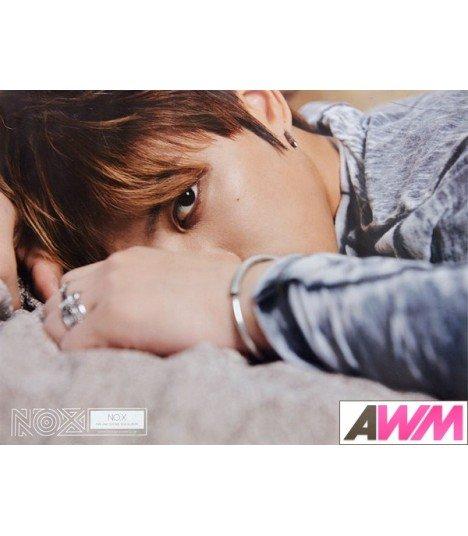 Affiche officielle Kim Jaejoong (JYJ) - NO.X