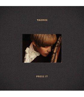 Taemin (태민) Vol. 1 - Press It (édition coréenne)