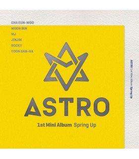 ASTRO (아스트로) Mini Album Vol. 1 - Spring Up (édition coréenne)