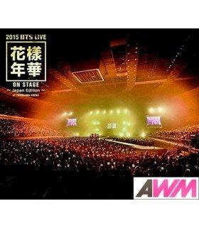 BTS (防弾少年団) 2015 BTS LIVE Kayo Nenka on stage - Japan Edition - at YOKOHAMA ARENA (Blu-ray) (édition japonaise)