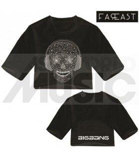 BIGBANG - Crop top - TONIGHT (Black) (FAREAST)