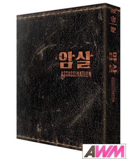 Assassination (암살) Double DVD (2015 / Movie) (édition limitée coréenne)