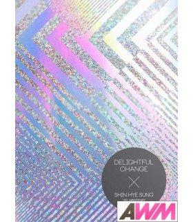 Shin Hye Sung (신혜성) 10th Anniversary Making DVD - Delightful Change (2DVD + PHOTOBOOK) (édition coréenne)