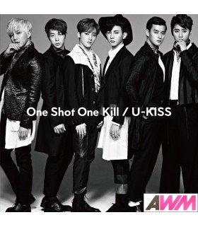 U-Kiss - One Shot One Kill (ALBUM) (édition japonaise)