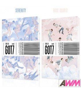 GOT7 (갓세븐) Mini Album Vol. 5 - Flight Log: Departure (édition coréenne)