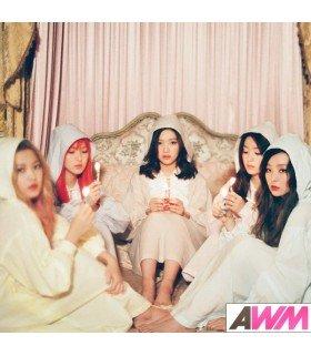 Red Velvet (레드벨벳) Mini Album Vol. 2 - The Velvet (édition coréenne)