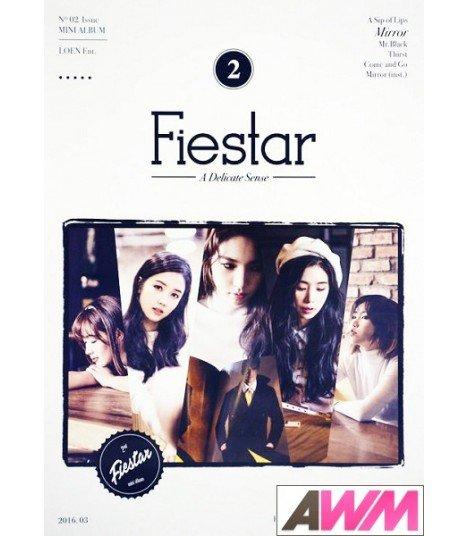 Affiche officielle Fiestar - A Delicate Sense