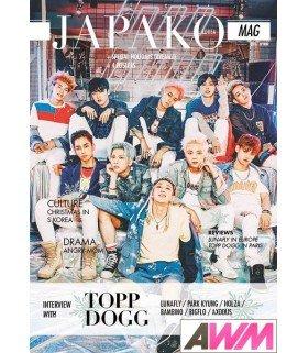 JAPAKO Mag - magazine numéro 8 (2015) (Anglais)