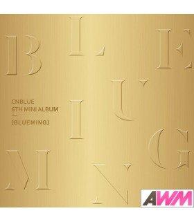 CNBLUE (씨엔블루) Mini Album Vol. 6 - Blueming (édition coréenne)