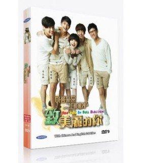 To the Beautiful You (아름다운 그대에게 / Hana Kimi) - DVD DRAMA COREEN (SBS)