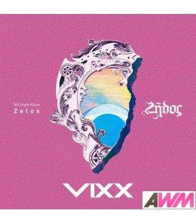 VIXX (빅스) Single Album Vol. 5 - Zelos (édition coréenne)