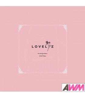 Lovelyz (러블리즈) Mini Album Vol. 2 - A New Trilogy (édition coréenne)