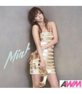 Namie Amuro (安室奈美恵) Mint (SINGLE+DVD) (édition japonaise)
