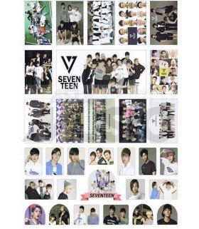 Sticker SEVENTEEN 001