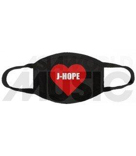 Masque BTS -  LOVE J-HOPE