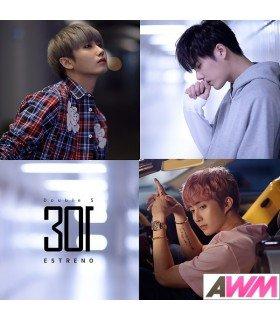 SS301 (더블에스301) Special Album - ESTRENO (édition coréenne)