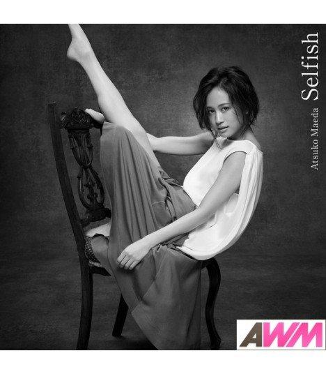 Atsuko Maeda (前田敦子) Selfish (Type D / ALBUM) (édition japonaise)