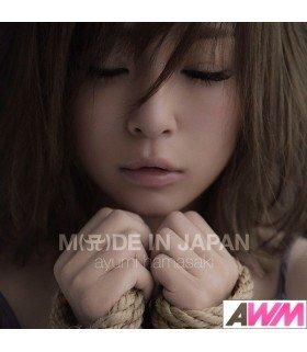 Ayumi Hamasaki (浜崎あゆみ) MADE IN JAPAN (ALBUM+BLU-RAY) (édition japonaise)