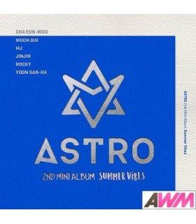 ASTRO (아스트로) Mini Album Vol. 2 - Summer Vibes (édition coréenne)