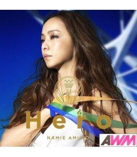 Namie Amuro (安室奈美恵) Hero (SINGLE) (édition japonaise)
