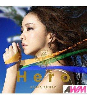 Namie Amuro (安室奈美恵) Hero (SINGLE+DVD) (édition japonaise)