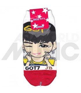 GOT7 - Socquettes - JB