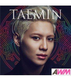 TAEMIN (テミン) Sayonara Hitori (MINI ALBUM) (édition normale japonaise)