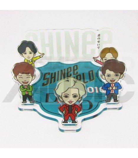 SHINee - Acrylic Stand - Set SHINee WORLD 2016