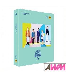 SHINee (샤이니) SHINee WORLD IV (Blu-ray) (édition coréenne)